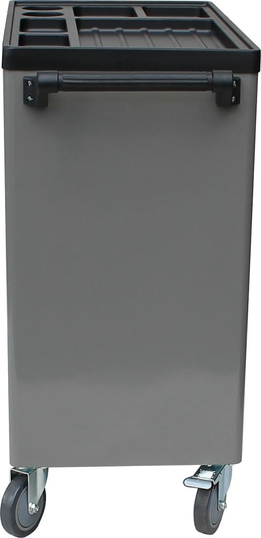 werkstattwagen gef llt mit werkzeug werkzeugschrank werkzeugwagen werkzeugkiste ebay. Black Bedroom Furniture Sets. Home Design Ideas