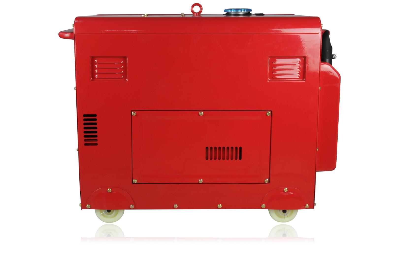 dieselgenerator stromerzeuger 5 5kw 12v 230v notstrom aggregat generator ebay. Black Bedroom Furniture Sets. Home Design Ideas