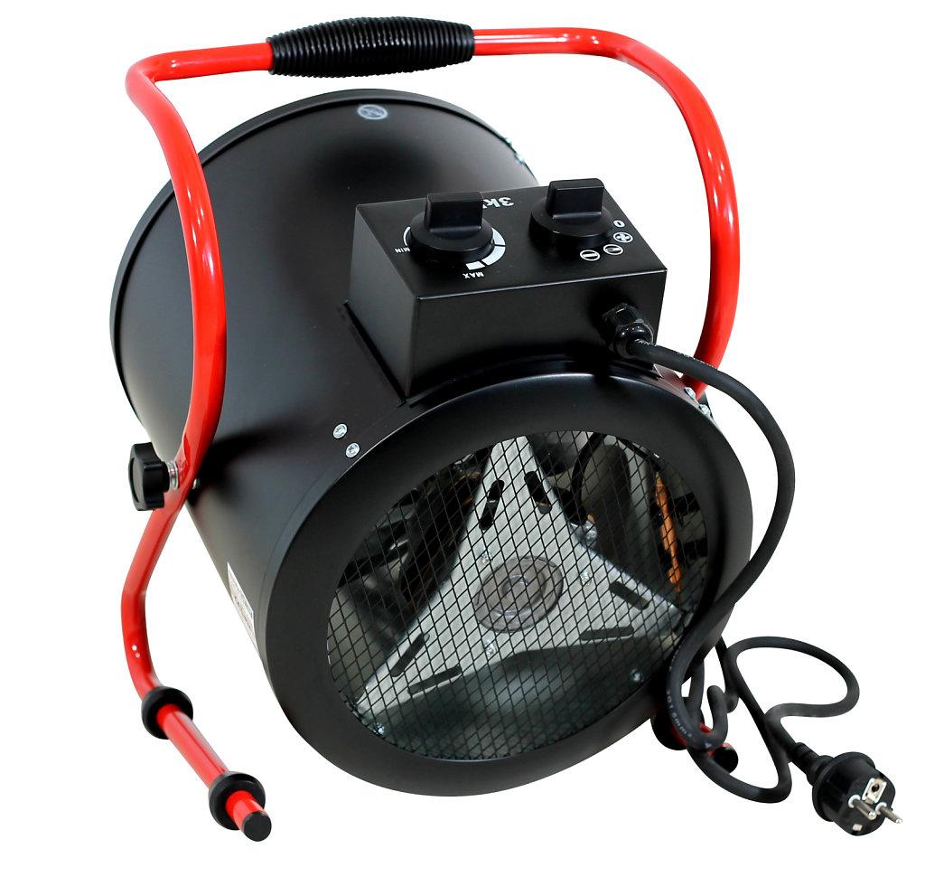 Hot Air Blower Heating : Kw fan heater heating light hot air blower hall